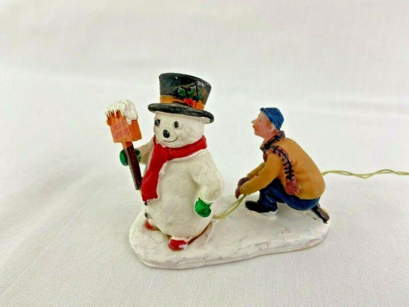 Lemax Village Frosty