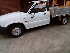 Ford Courier aluminium tray utility w/ RWC Coorparoo Brisbane South East Preview