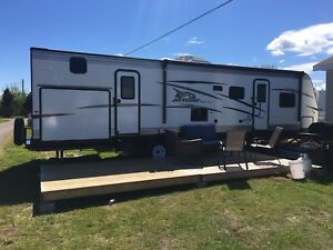2018 Jayco Trailer for rent at Gagnon Beach