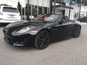 2016 F-type S all wheel drive ! Low km