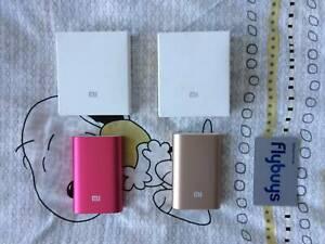 Original XIAOMI 10000mAh Power Bank Smartphone battery Charger
