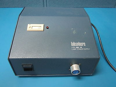 Labsphere Lps-100-30 Lamp Power Supply 24 Vdc