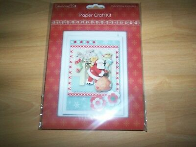 dovecraftpaper craft kit NEW