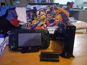 Wii u console with extra controllers and games . Grab a Bargain ! Seaford Morphett Vale Area Preview