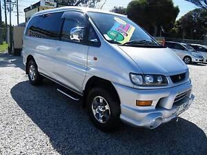 2004 Mitsubishi Delica (#1118) V6 3,0 4WD Space Gear Moorabbin Kingston Area Preview