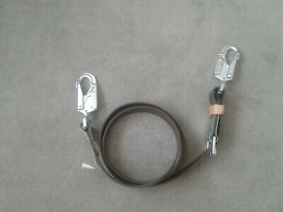 Lineman Tree Pole Positioning Belt. Longer Than Normal. 7 Ft. Made In The Usa.