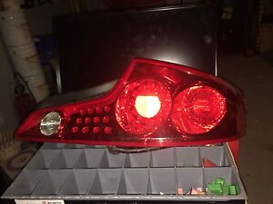 G35 coupe rear light  Cambridge Kitchener Area image 1
