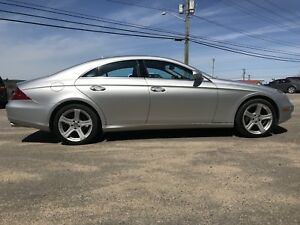 2008 Mercedes Benz CLS 550 Super Sedan