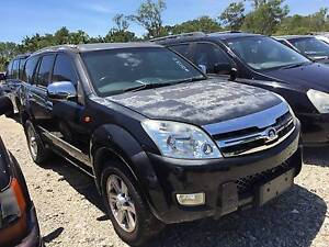 WRECKING 2011 GREAT WALL X240 4WD WAGON COMPLETE CAR 17/1/17 Willawong Brisbane South West Preview