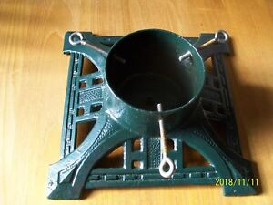 FOREVER CAST IRON CHRISTMAS TREE STANDS
