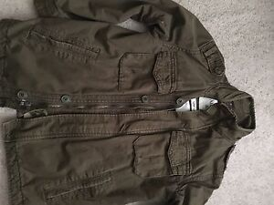 ABERCROMBIE AND FITCH JACKET!!  OBO