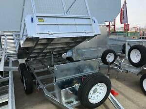 "SALE ""StoneGate"" 10x6 10x5 8x5 Hydraulic Tipper Trailer For Sale Biggera Waters Gold Coast City Preview"