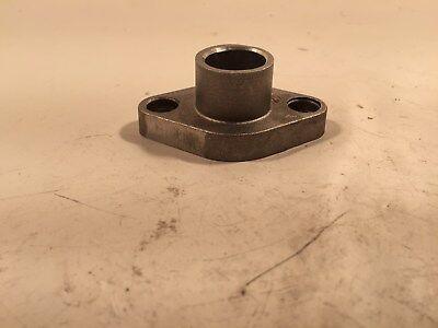 Adapter Auspuff Krümmer Flansch auf Steck Hercules Sachs Mofa Prima 2 3 4 5 5 6