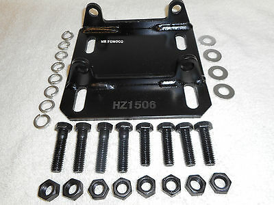 TECUMSEH/YORK TO SANDEN 4510,4514 5H14,7H15,708,8390,508 COMPRESSOR  MOUNT  KIT