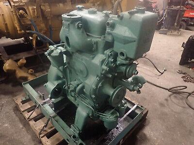 Detroit Diesel 2-71 Engine Rebuilt Complete Allis Chalmers Crawler 271