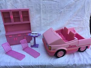 Retro Barbie items