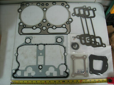 Single Head Gasket Set for a Cummins N14 Celect Plus.Ref.# 4089372 segunda mano  Embacar hacia Mexico