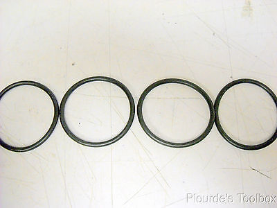 Lot Of 4 1-12 O-ring For Tsugami Cnc Tailstock Swing Cylinder