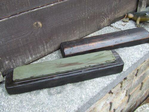 natural sharpening stone/oilstone/honing stone/razor hone/charnley forest hone