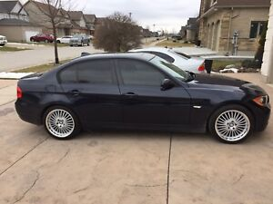 2007 bmw 328xi executive package 160,000kms
