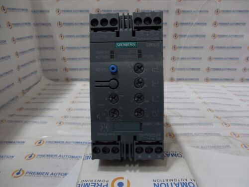 3RW4038-1BB15 Siemens Soft Starter