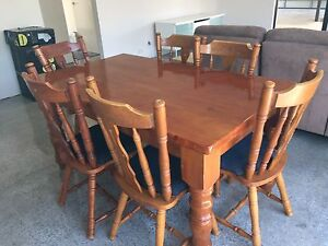7 piece dining suite Butler Wanneroo Area Preview