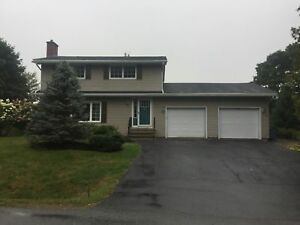 Beautiful Partially Furnished 4 Bedroom 2 Story in Rothesay!!