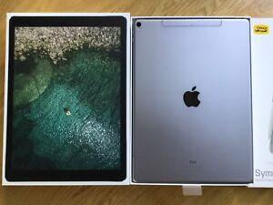 low priced b082a 93cf7 2nd Gen iPad Pro 12.9 Cellular 4G | Otterbox Case | Apple Warranty ...