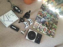 Xbox 360 with games and accessories Cooma 2630 Cooma-Monaro Area Preview
