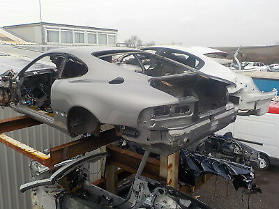 ASTON MARTIN DB7 COUPE BODY SHELL CUT PASSENGER N/S LEFT REAR QUARTER CUT