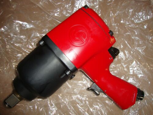 "Chicago Pneumatic CP893 1""-Drive Heavy Duty Pistol Grip Air Impact Wrench"