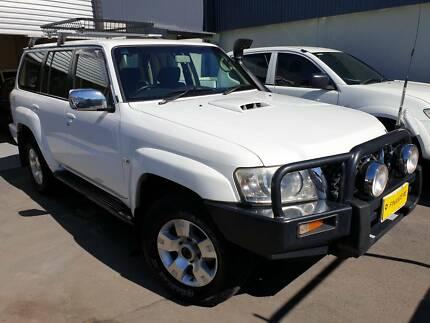 2005 Nissan Patrol turbo diesel wagon Wangara Wanneroo Area Preview