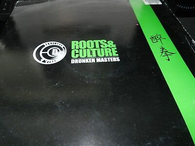 Drunken Masters  – Roots And Culture / Halloween USED 12