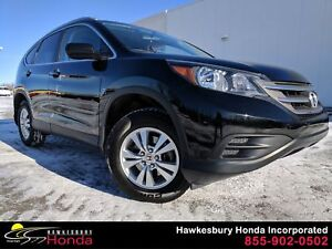 HONDA CR-V 2WD + MAGS + HEATED SEATS