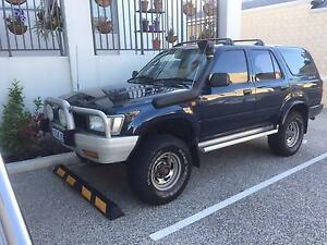 Toyota Hilux 4Runner 3L V6, Great 4x4 very reliable. Churchlands Stirling Area Preview
