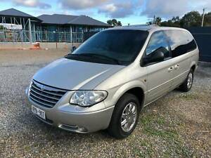 2007 Chrysler Grand Voyager 8 SEATER Rosewater Port Adelaide Area Preview
