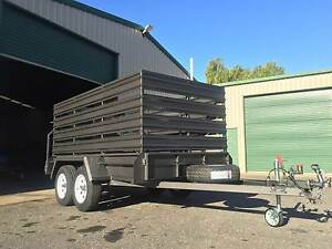 Heavy duty trailers built to order Adelaide CBD Adelaide City Preview