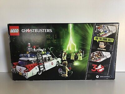 Lego Ideas Ghostbusters Ecto 1 21108 Brand New Factory Sealed NIB