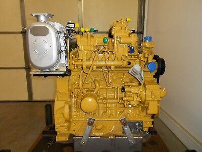 Caterpillar C3.8-cr-t-et03 New Diesel Engine