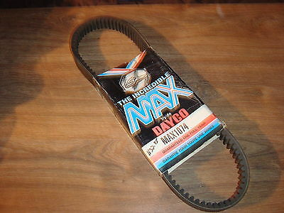 NEW Dayco Max 1074 Snowmobile Belt MAX1074