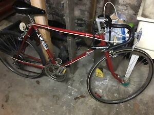 1980's CCM road bike