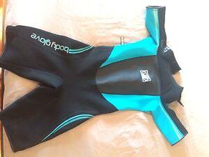 Women's body glove wetsuit