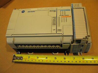 Allen Bradley 1764-24bwa Ser A Rev A Micrologix 1500 Programmable Controller