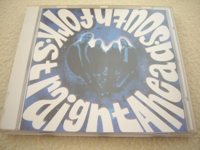 SOUTHFORK - Straight Ahead CD - Black Mark Records 2001 NM