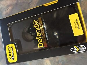 Case iPhone 6 6S usagé otter box
