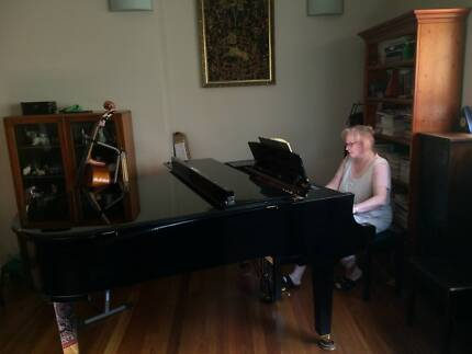 Piano Lessons Marrickville