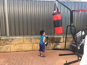 Boxing with stand Darch Wanneroo Area Preview