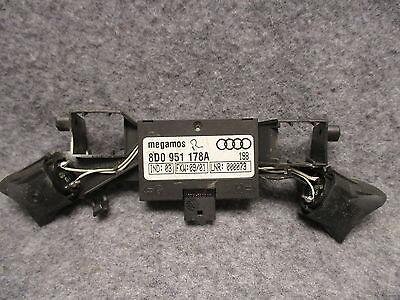 2000-2002 Audi S4 Sedan RH B Pillar Motion Detector 8D0951178A OEM 27459