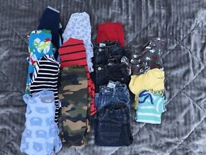 9-12 Month Lot Boys Clothing