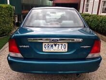 2001 Ford Laser Green Hampton Bayside Area Preview